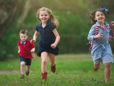 Счастливые-дети